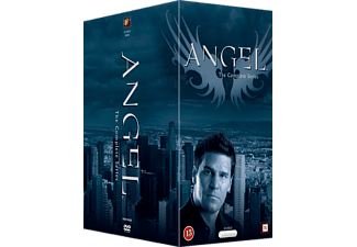 Angel Hela serien Action DVD