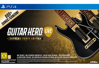 Guitar Hero Live 2 - Guitar Party Bundle - PlayStation 4