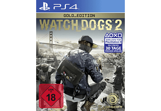 Watch Dogs 2 (Gold Edition) [PlayStation 4]