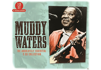 Muddy Waters - Essential Original Albums - (CD)