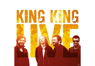 King King - Live (2CD+DVD) - (CD + DVD Video)