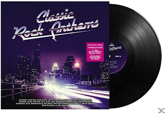 VARIOUS - Classic Rock Anthems - (Vinyl)