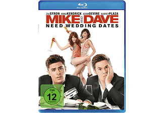 Mike & Dave need Wedding Dates - (Blu-ray)