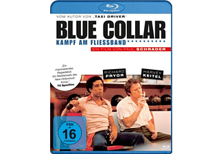 Blue collar-Krieg am Fliessband - (Blu-ray)