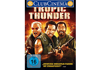 Tropic Thunder Action DVD