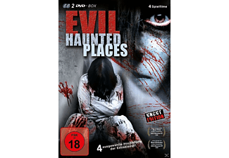 Evil Haunted Places [DVD]