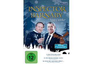 Inspector Barnaby Happy Winter - (DVD)