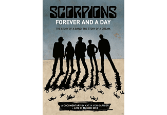 Scorpions Forever And A Day/Live In Munich 2012 DVD