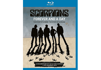 Scorpions Forever And A Day/Live In Munich 2012 Blu-ray