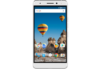 GENERALMOBILE Android One GM5 Plus 32 GB Zilver