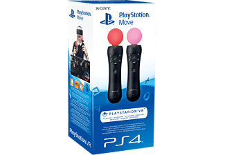 SONY Playstation® Move-Motion Controller (Twin Pack), Controller