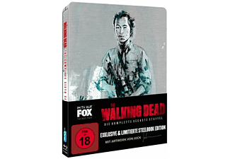 The Walking Dead - Staffel 6 - UNCUT (Exklusive Limited Steelbook Edition) [Blu-ray]