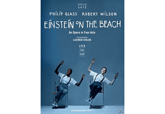 Robert Wilson - Einstein on the Beach - (DVD)