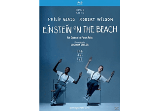 Robert Wilson - Einstein on the Beach - (Blu-ray)