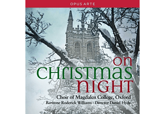 Choir Magdalen Colle - On Christmas Night - (CD)