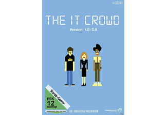 The IT Crowd - Version 1.0-5.0 - Die endgültige Vollversion [DVD]