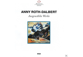 VARIOUS - Anny Roth-Dalbert - (CD)
