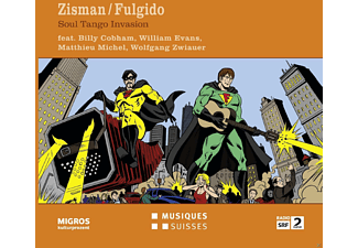 Fulgido, VARIOUS, Michael Zisman - Soul Tango Invasion - (CD)