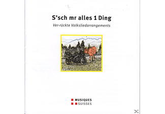 VARIOUS - S'sch mr alles 1 Ding - (CD)
