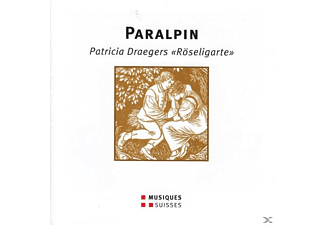Flute & Patricia Draeger Accordeon - Paralpin - (CD)