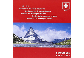 VARIOUS - Music From The Swiss Mountains - (CD)