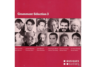 VARIOUS / VARIOUS CONDUCTOR - Grammont Sélection 3 - (CD)