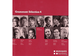 VARIOUS / VARIOUS CONDUCTOR - Grammont Sélection 4 - (CD)