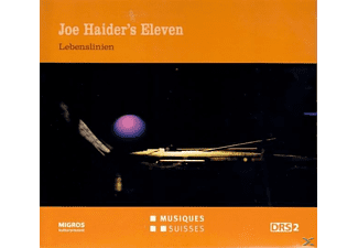 VARIOUS - Joe Haider's Eleven: Lebenslinien - (CD)