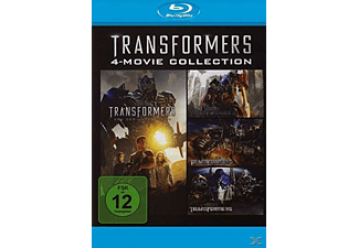 Transformers 1-4 Collection [Blu-ray]