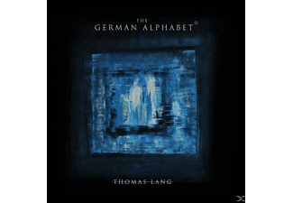 Thomas Lang - THE GERMAN ALPHABET - (Vinyl)