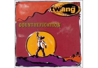 The Twang - Countryfication - (CD)