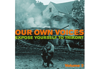 VARIOUS - Our Own Voices 2 - (CD)