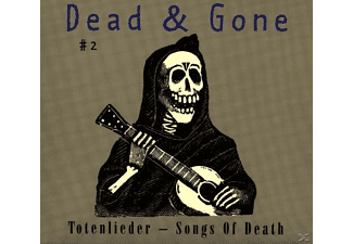 VARIOUS - Dead & Gone/Totenlieder - (CD)