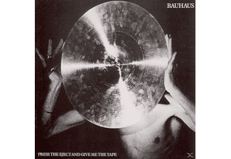 Bauhaus - Press The Eject And Give Me The Tape - (CD)