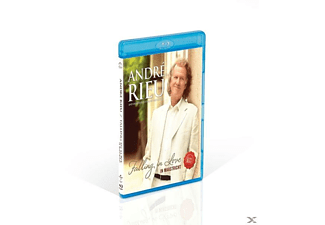 André Rieu, VARIOUS - Falling In Love In Maastricht - (Blu-ray)