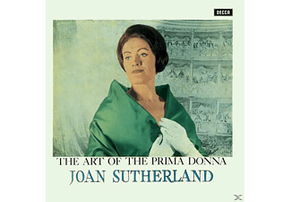 Dame Joan Sutherland - Joan Sutherland: The Art Of The Prima Donna - (Vinyl)
