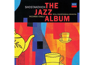 CHAILLY/CGO - The Jazz-Album - (Vinyl)