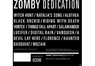 Zomby - Dedication - (CD)