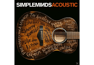 Simple Minds - Simple Minds Acoustic (Ltd.2LP) - (Vinyl)