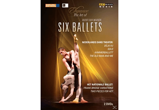 Manen/Nederlands Dans Theater - Six Ballets - (DVD)