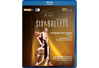 Manen/Nederlands Dans Theater - Six Ballets - (Blu-ray)