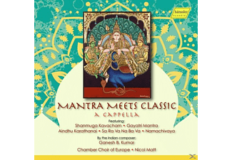 Nicol Chamber Choir Of Europe & Matt - Mantra meets Classic - (CD)