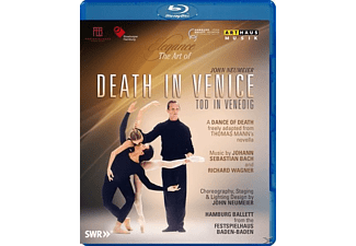 John Neumeier, Hamburg Ballett - Death in Venice - (Blu-ray)