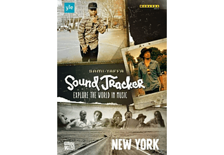 VARIOUS - Soundtracker: New York - (DVD)