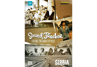 VARIOUS - Soundtracker: Serbia - (DVD)