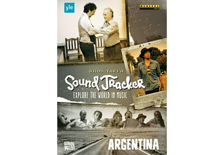 VARIOUS - Soundtracker: Argentina - (DVD)
