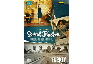 VARIOUS - Soundtracker: Turkey - (DVD)