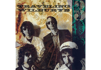 Traveling Wilburys - The Traveling Wilburys,Vol.3 - (CD)