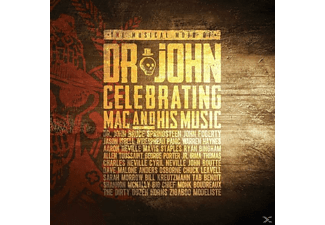 Dr. John - The Musical Mojo Of Dr.John - (CD + DVD Video)
