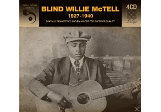 Blind Willie McTell - 1927-1940 - (CD)